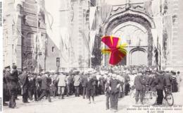 HOOGSTRAETEN - Overhandiging Van De Sieutels Der Kerk Aan Den Nieuwen Deken 6 Juli 1908 - Hoogstraten