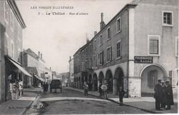 [88] Vosges > Le Thillot-Rue D'Alsace-Animée---Circulée-6 JUILLET 1917-TBE - Le Thillot