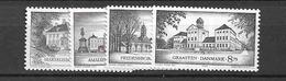 1994 MNH Danmark, Michel 1073-6 Postfris** - Danimarca