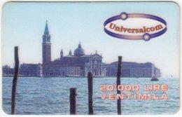 ITALY G-177 Prepaid - Used - Italia
