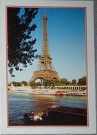Petit Calendrier De Poche 2002 La Poste Saint Malo - Tour Eiffel Paris - Calendars