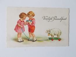 Vrolijk Paaschfeest , Pasen, , Aan Oom Felix En Tante Thérèse , - Pâques