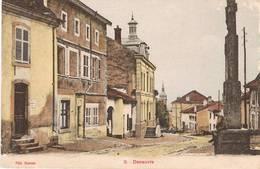 DENEUVRE (Meurthe Et Moselle) - La Grande Rue - Other Municipalities