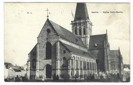 Z02 - Assche - Eglise Saint-Martin - Asse