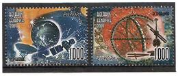 Belarus 2009 . EUROPA 2009 (Astronomy). 2v X 1000.   Michel # 763-64 - Bielorussia