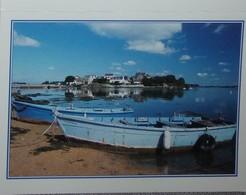 Petit Calendrier De Poche 2002 La Poste Boisse Penchot - Saint Cado Morbihan - Calendars