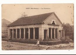 Essonne Haute Saône La Fontaine - Igny