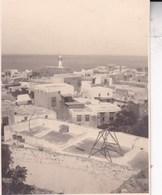 LIBAN SAIDA SIDON Vue D'ensemble 1925  Photo Amateur Format Environ 7,5 Cm X 5,5 Cm - Lugares