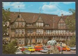 106080/ WOLFENBUTTEL, Stadtmarkt Mit Denkmal Herzog August D. Jüngeren - Wolfenbüttel