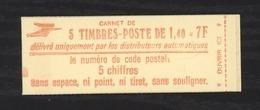 France  - Carnet  :  Yv  2102 C6  **  Conf 9e , Non Ouvert - Uso Corrente