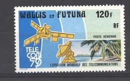 Wallis Et Futuna  -  1979  -  Avion  :  Yv  99  ** - Luftpost