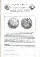 Catalogue Vente Publique J. ELSEN Décembre 2001 - Boeken & Software