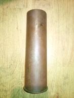 WWI Douille 8cm M5 AUSTRO- HUNGARY ...  Neutralisé GRENADE OBUS Projektil - Armes Neutralisées