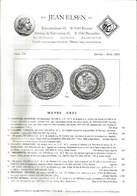 Catalogue Vente Publique J. ELSEN Janvier-Avril 2003 - Boeken & Software