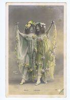 Selva Et Laridan, Artistes 1900, - Dance