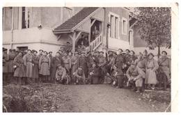 MILITAIRES DE DIFFERENTES ARMES    PH. BANDEL  MULHOUSE - Guerre, Militaire