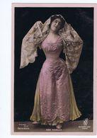 Ana Robles , Artiste 1900, - Théâtre