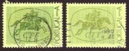 Portugal 1985  - Selo Sem Taxa # Color Variety TBE - 1910-... Republiek