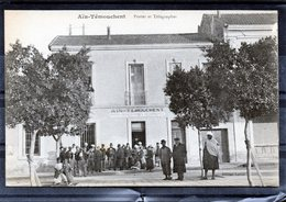 AÏn-Témouchent - Poste Et Télégraphe - Algerien