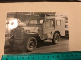 Photo Original   - Jeep  - Voiture - Automobile - Automobile