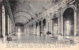 78 - Palais De VERSAILLES - Galerie Des Glaces - Versailles (Kasteel)