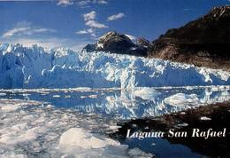 CHILE. LAGUNA DE SAN RAFAEL. GLACIAR DE SAN VALENTIN. 1106. (436) - Chile