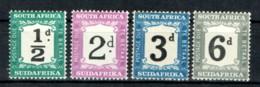 Südafrika Portomarken Michel 17, 19-21 MH - Postage Due