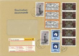 Bund Einschreiben Vom 15.01.99 - Storia Postale