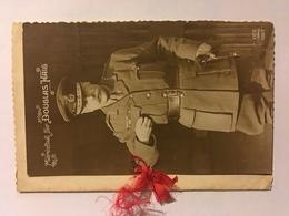 A061- WW1. MARECHAL SIR DOUGLAS HAIG. CARTE SUR DOUBLE PAGE A ECRIRE. - Weltkrieg 1914-18