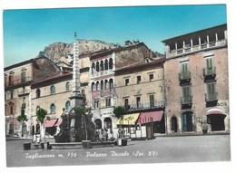 1534 - TAGLIACOZZO L' AQUILA PALAZZO DUCALE 1968 - L'Aquila