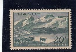 France - 1943 - N° YT 582** - Paysage Du Dauphiné - Nuovi