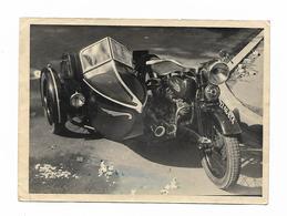 Voiture, Car; Photo; Moto Harley Davidson; Bike With Side Car ;Cagnes Sur Mer - PKW