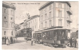 Roma-marino-grottaferrata-albano-genzano-tram Doppio-tramway- Viagg.1906-super-rara - Italië