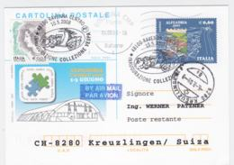 Italy Postal Stationary Ravenna 2008 Inaugurazione Collezione Vespa (G106-25) - Motorbikes