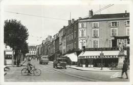 """CPA FRANCE 42 """" Roanne, Rue Jean Jaurès"""" - Roanne"""