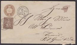 SG     LICHTENSTEIG  - TRIMMIS - 1862-1881 Sitzende Helvetia (gezähnt)