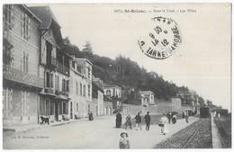 Saint Brieuc Train Sous La Tour Les Villas - Saint-Brieuc