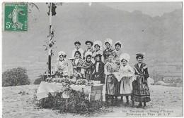 Bourg D' Oisans Costumes Du Pays - Bourg-d'Oisans