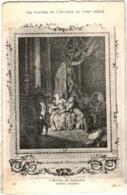 41km 233 CPA - LES MAITRES DE L'ESTAMPE AU XVIII SIECLE - L'OEUVRE DE BAUDOUIN - Malerei & Gemälde