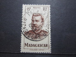 """VEND BEAU TIMBRE DE MADAGASCAR N° 316 , OBITERATION """" TANANARIVE """" !!! - Used Stamps"""