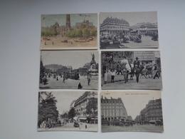 Beau Lot De 60 Cartes Postales De France  Paris   Mooi Lot Van 60 Postkaarten Van Frankrijk  Parijs  - 60 Scans - Postkaarten