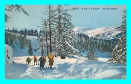 A772 / 213 06 - La Cote D'Azur Sports D'Hiver ( Ski - Skieur ) - Francia