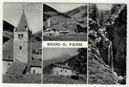 Suisse // Schweiz // Switzerland //  Valais // Bourg-St.- Pierre - VS Valais