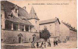 COUCHES LES MINES-LES ECOLES ET LA MAISON DES TEMPLIERS - France