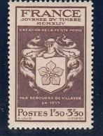 France - 1944 - N° YT 668** - Journée Du Timbre - France