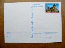 Postal Stationery Post Card Karte Austria Burg Groppenstein Castle - Entiers Postaux