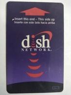 Switzerland , Satellite TV  Card , Dish Network, (1pcs) - Schweiz