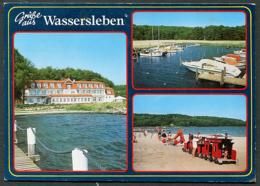Grüße Aus Wassersleben - Mehrfachansicht 1995 - Allemagne