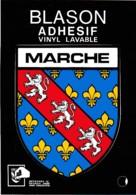 BLASON ADHESIFS MARCHE  REF 61963 - Other Municipalities