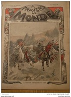 1903 DE SRINAGAR A CANGABAL / LE DAHOMEY / LE TOUR DU MONT BLANC / A TRAVERS LE MONDE - Livres, BD, Revues